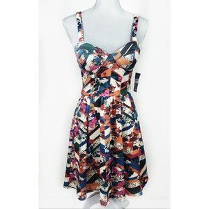 NWT Jessica Simpson Kymball Scuba Dress M